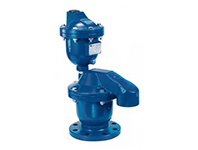 D-014, D-016 | Combination Air Valve For High Pressures